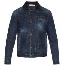 Motorbike denim jacket